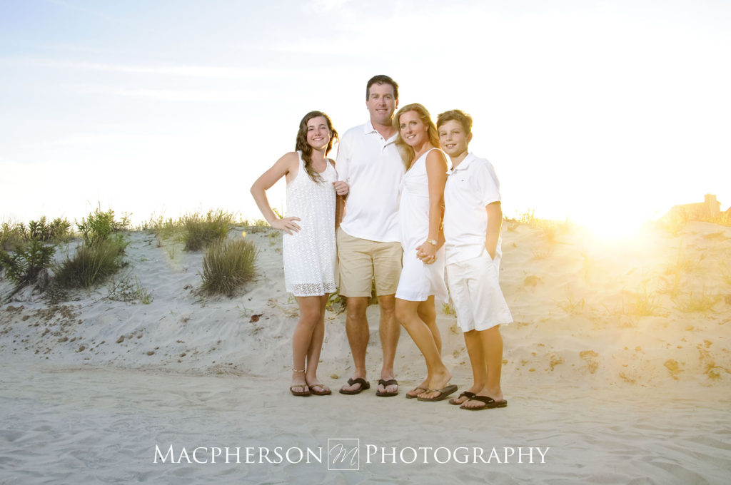 The Best Family Beach Photographer