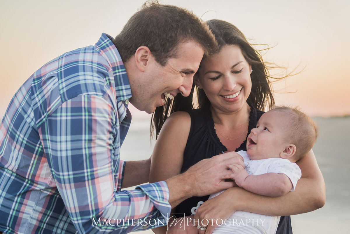 The Best Family Beach portrait Photographer in Ocean City New Jersey