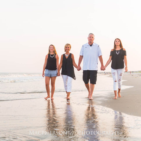 the best family beach photographers in Sea Isle City New Jersey