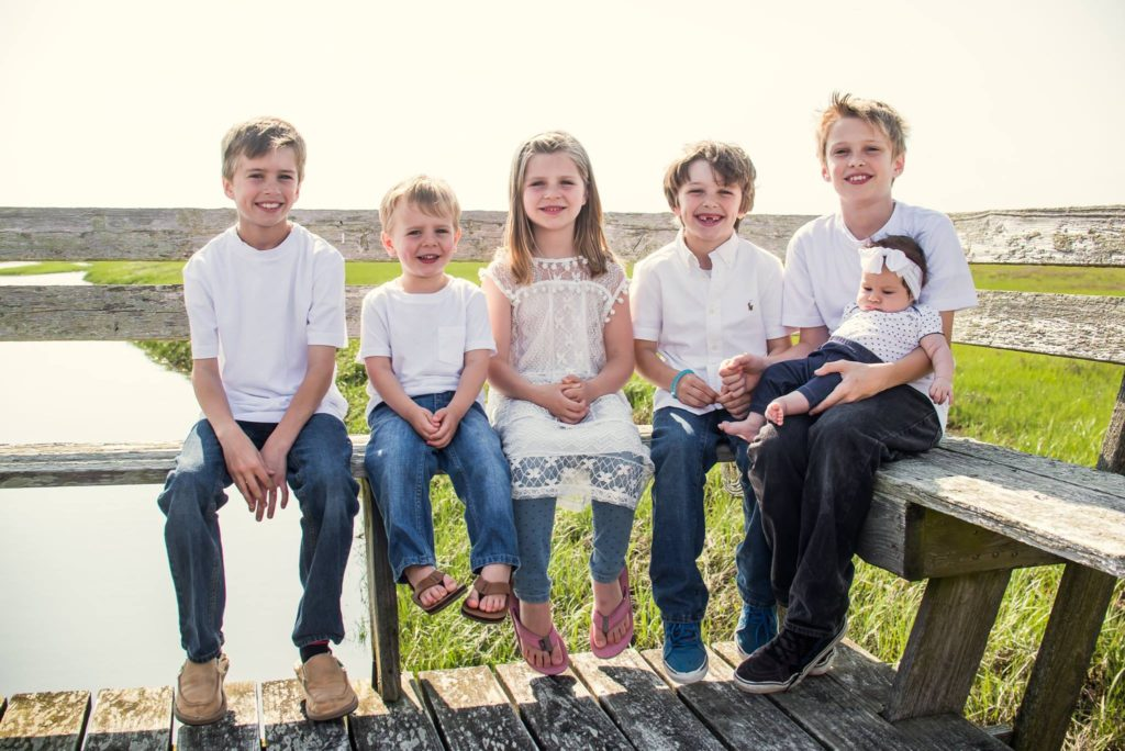Family Portraits in Sea Isle City New Jersey